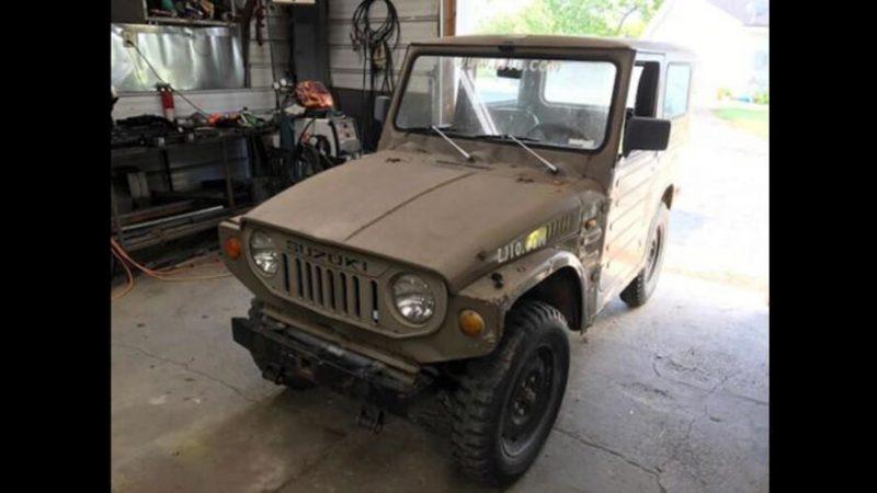 1972 LJ20 - $2,500