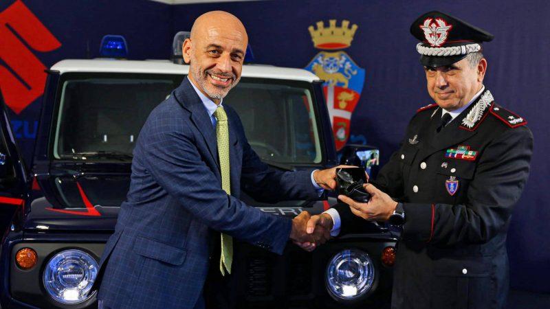イタリア国家憲兵:カラビニエリとその軍用車